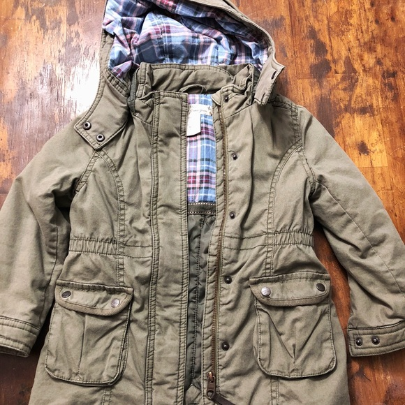 H&M Other - Army green coat